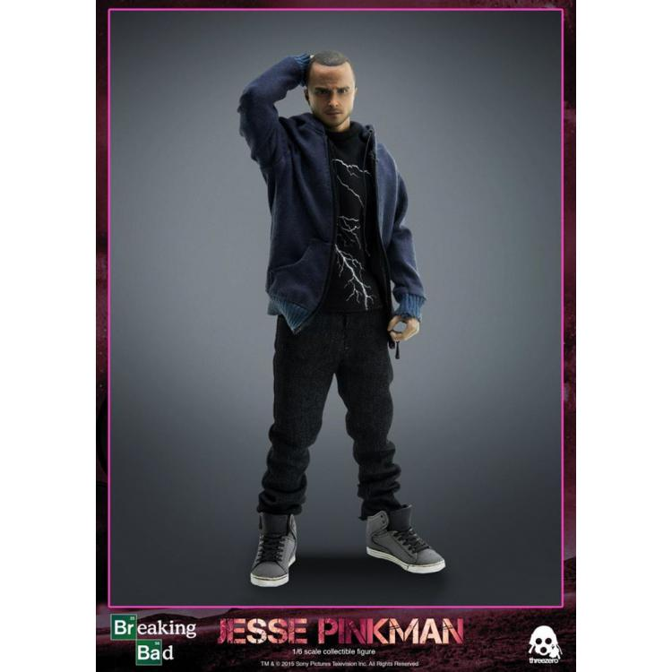 JESSE PINKMAN FIGURA 30 CM THREEZERO BREAKING BAD