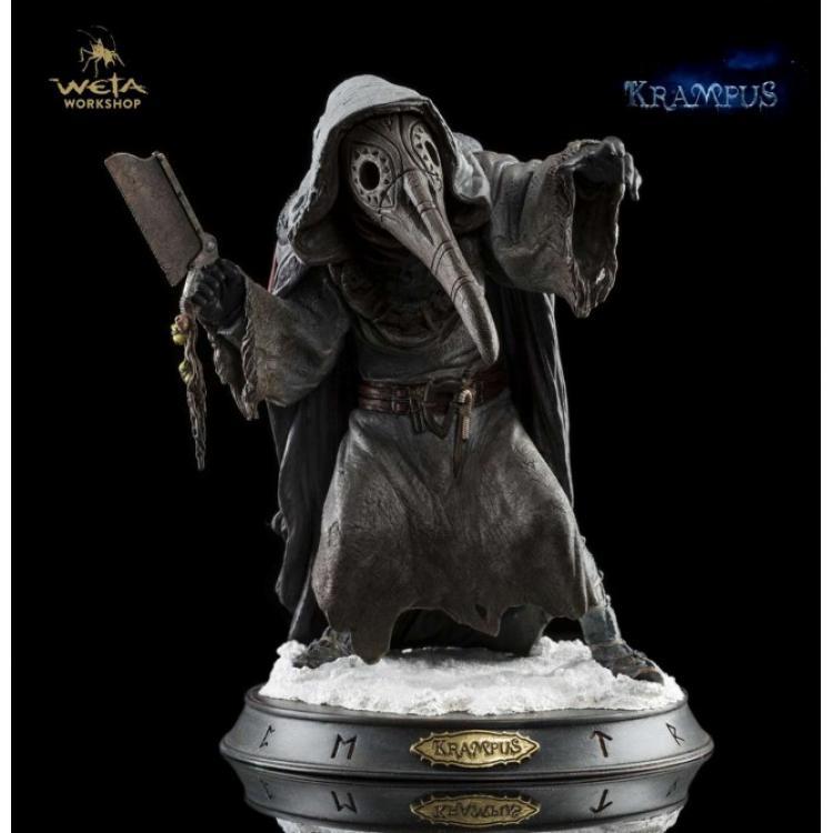 Krampus Estatua 1/6 Dark Elf #2 26 cm