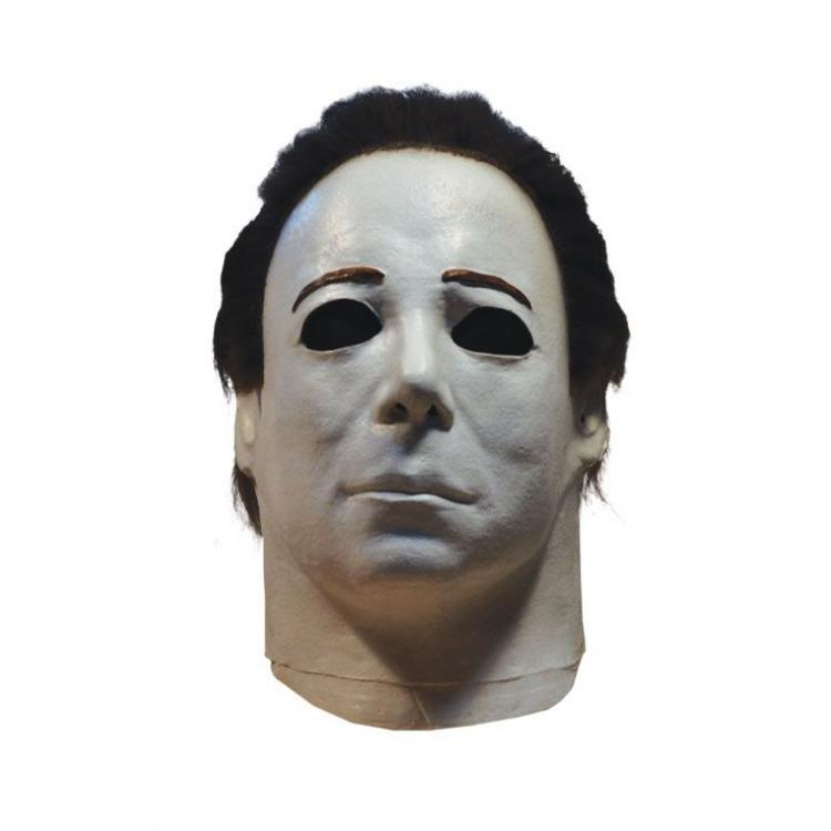 Halloween 4: The Return of Michael Myers Latex Mask Michael Myers