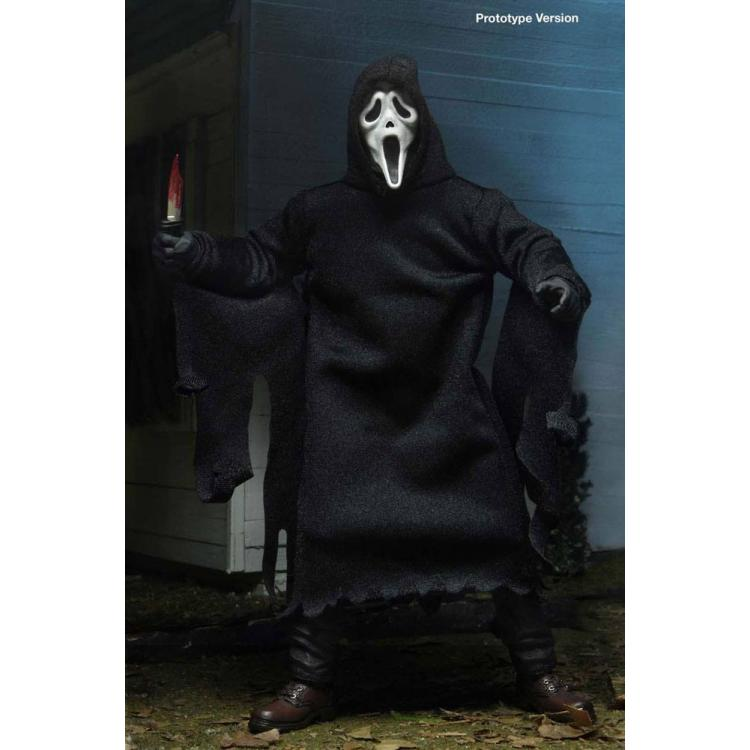 Scream Figura Ultimate Ghostface 18 cm