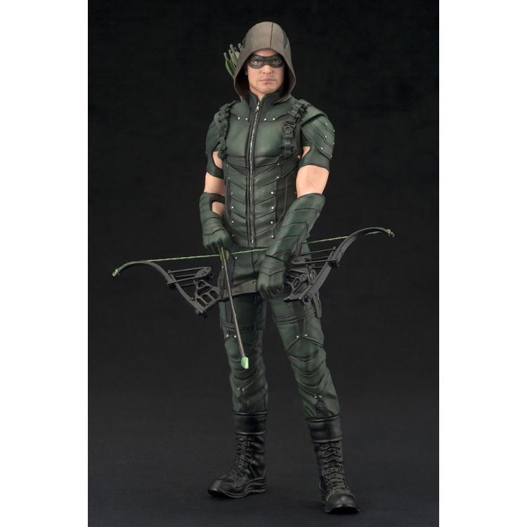 Arrow Estatua PVC ARTFX+ 1/10 Green Arrow 18 cm
