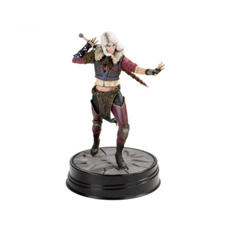 Witcher 3 Wild Hunt Estatua PVC Ciri (2nd Edition) 20 cm