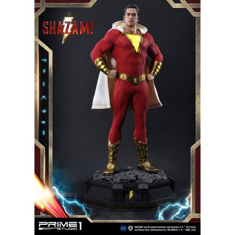Shazam! Statue Shazam 80 cm