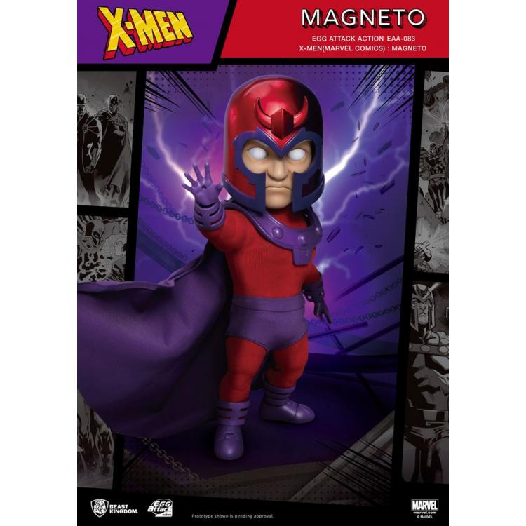 X-Men Egg Attack Figura Magneto 17 cm