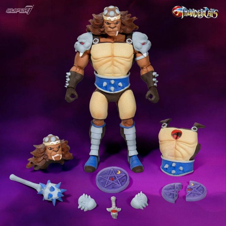 Thundercats Figura Ultimates Wave 2 Grune The Destroyer 18 cm