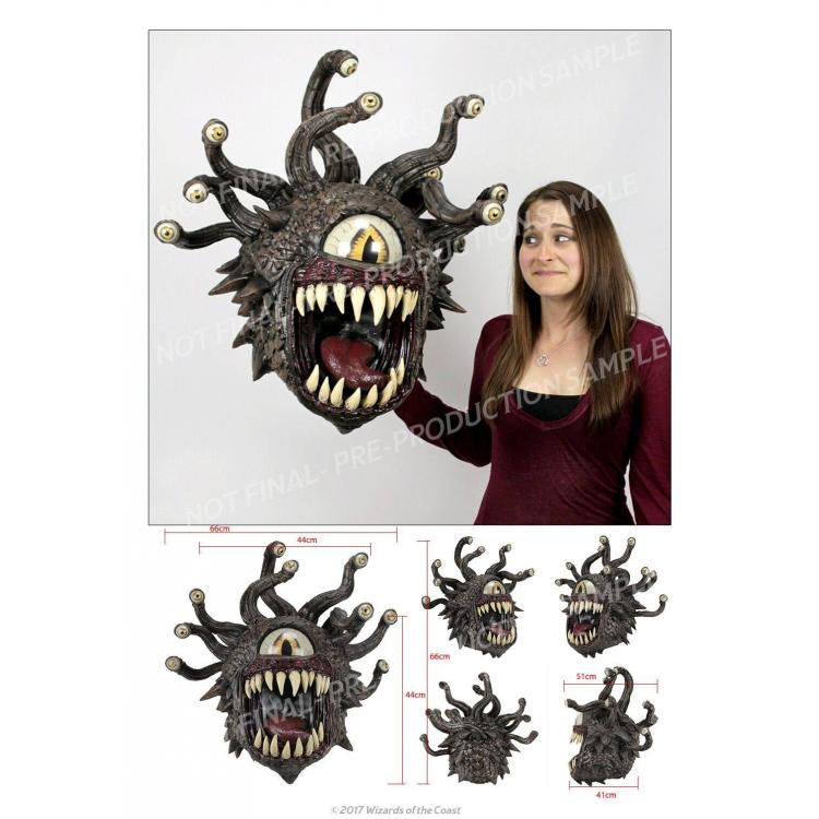 Dungeons & Dragons Trophy Figure Beholder (Foam Rubber/Latex) 66 cm