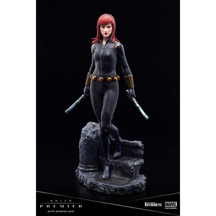 Marvel Universe ARTFX Premier PVC Statue 1/10 Black Widow 21 cm