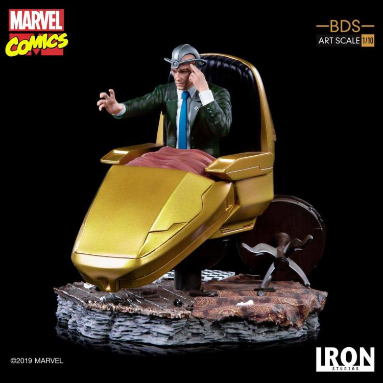 Marvel Comics Estatua 1/10 BDS Art Scale Professor X 18 cm