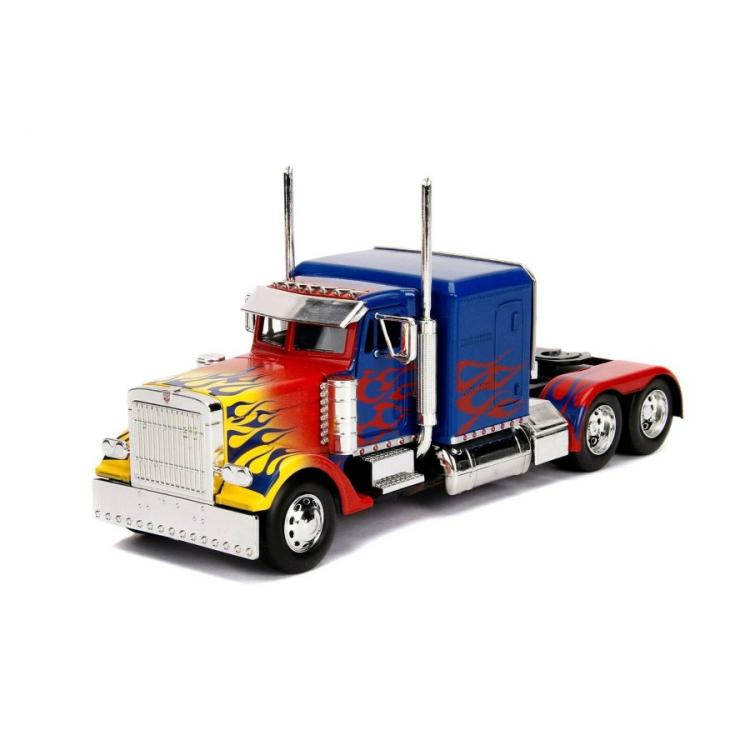 Transformers Diecast Model 1/24 T1 Optimus Prime