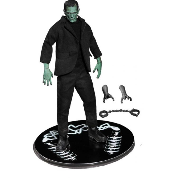 Universal Monsters Figura 1/12 Frankenstein Color Ver. Previews Exclusive 15 cm