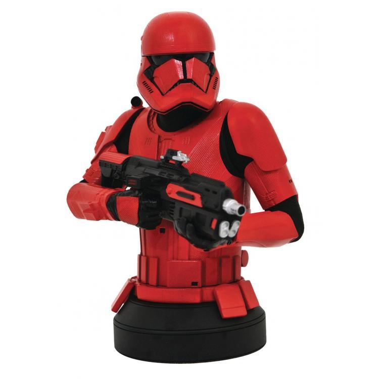 Star Wars Episode IX Busto 1/6 Sith Trooper 15 cm