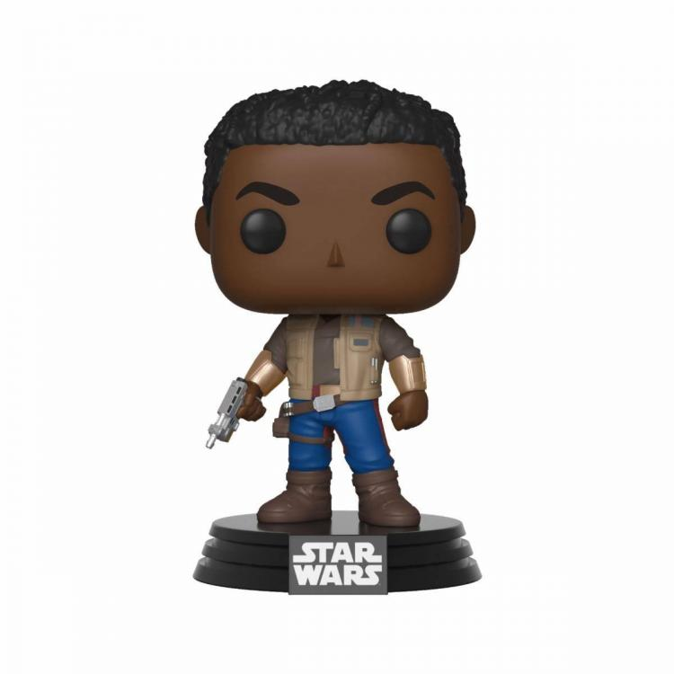 Star Wars Episode IX Figura POP! Movies Vinyl Finn 9 cm