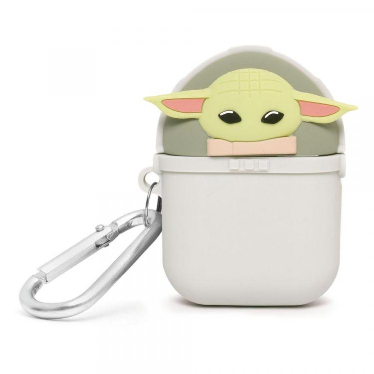 Star Wars: The Mandalorian PowerSquad Caja de Carga Inalámbrica para AirPods The Child