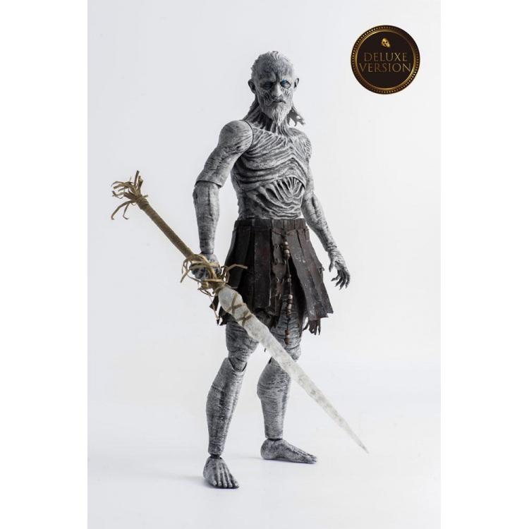 Juego de Tronos Figura 1/6 White Walker Deluxe Version 33 cm