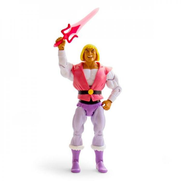 He-Man and the Masters of the Universe Figura Laughing Prince Adam 20 cm