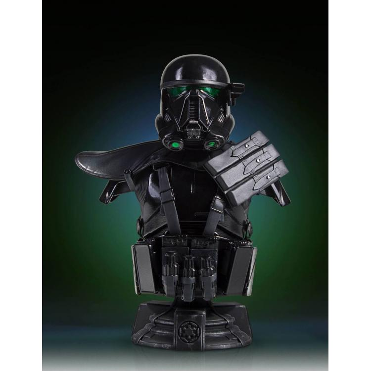 Star Wars Episode VII Busto 1/6 Death Trooper Specialist PGM Exclusive 25 cm