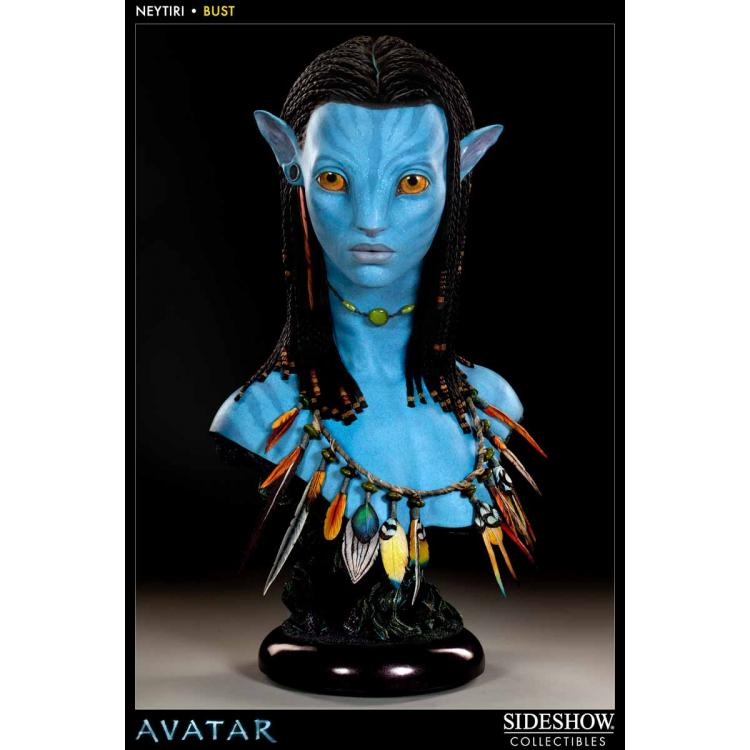 Neytiri Life Size Bust by Sideshow Collectibles