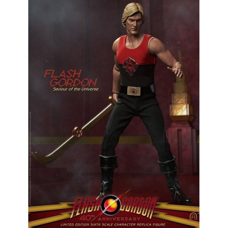 Flash Gordon Action Figure 1/6 Flash Gordon Limited Edition 31 cm