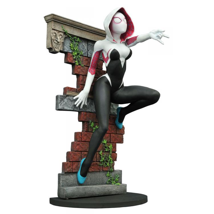 Marvel Gallery Estatua Spider-Gwen 23 cm