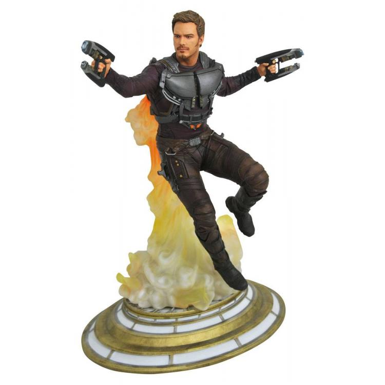 Guardians of the Galaxy Vol. 2 Marvel Movie Gallery Estatua Maskless Star-Lord 28 cm