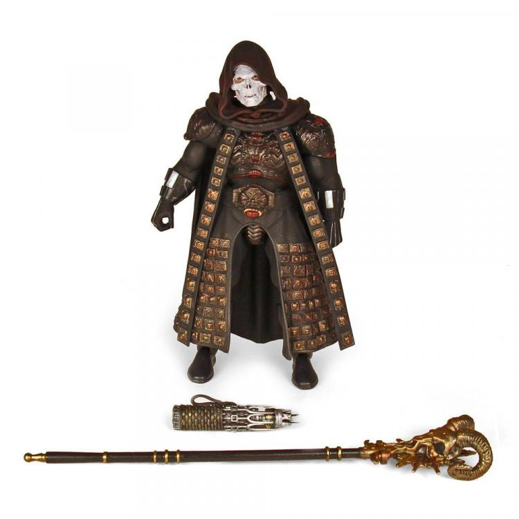 Masters of the Universe Figura Collector\'s Choice William Stout Collection Skeletor 18 cm
