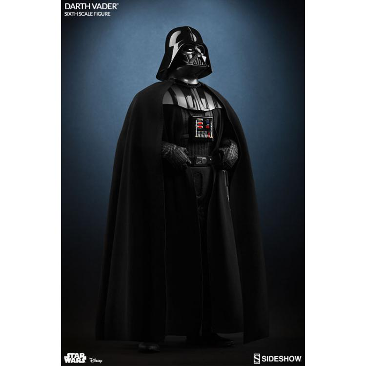 Darth Vader Sixth Scale Figure by Sideshow Collectibles Star Wars: Return of the Jedi