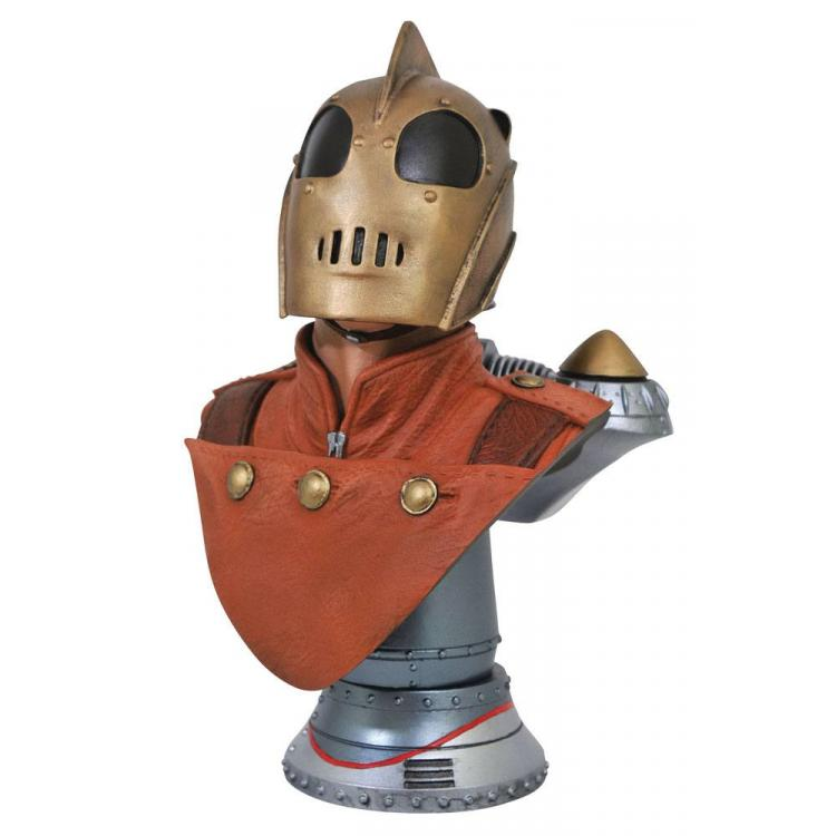 The Rocketeer Legends in 3D Bust 1/2 Rocketeer 25 cm