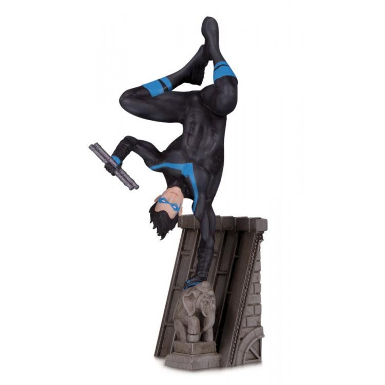 Bat-Family Estatua Nightwing 17 cm (Parte 4 de 5)