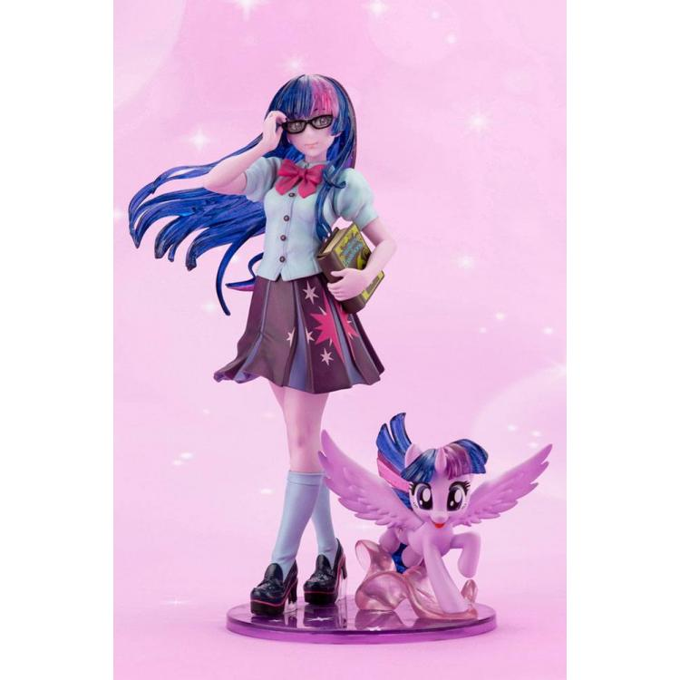 MI PEQUEÑO PONY  Bishoujo Estatua PVC 1/7 Twilight Sparkle Limited Edition 22 cm