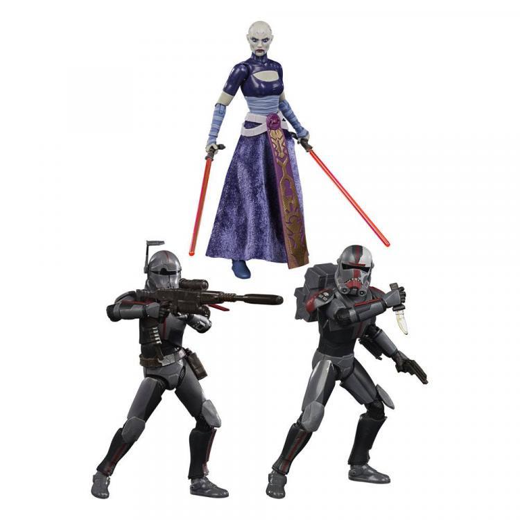 Star Wars Black Series Action Figures 15 cm 2021 Wave 2 Assortment (8)