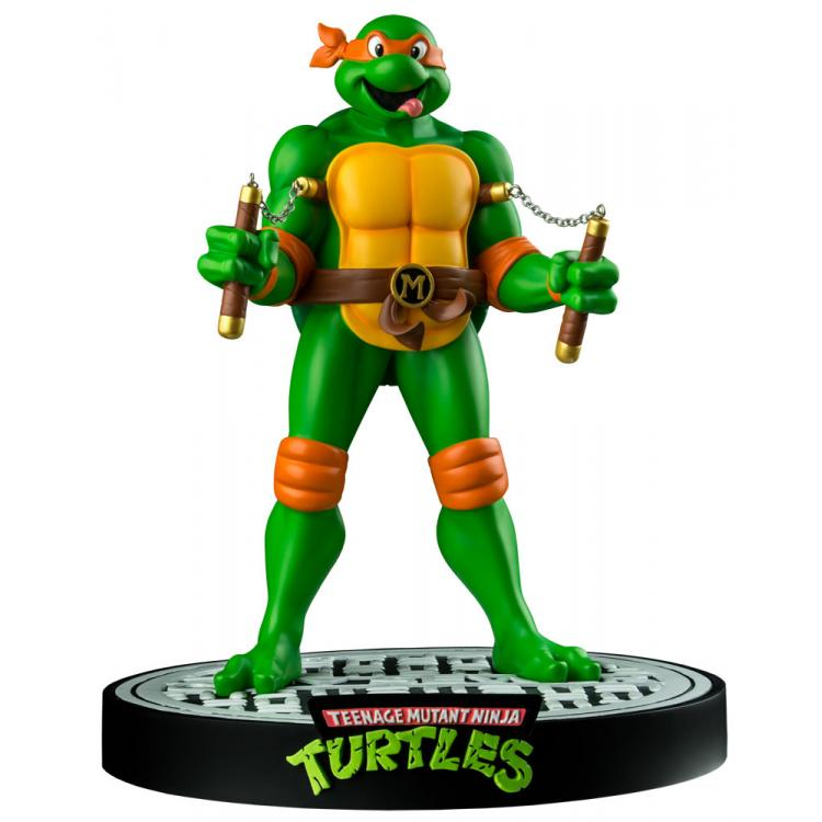 Teenage Mutant Ninja Turtles Statue Michaelangelo 31 cm