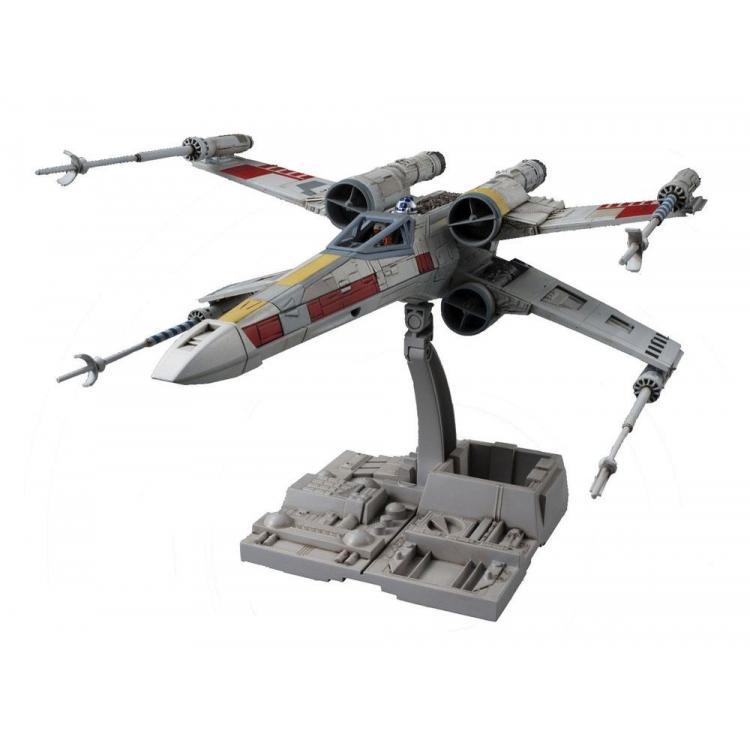 Star Wars Maqueta 1/72 X-Wing Starfighter