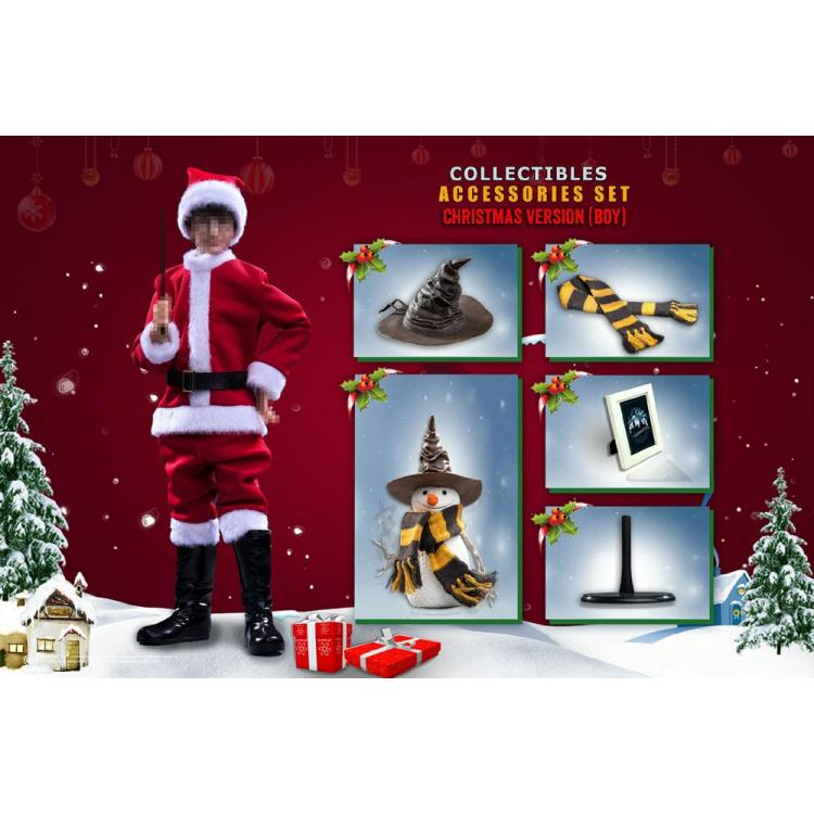 Harry Potter Christmas Set Accessories 1/6 XMAS (Boy)