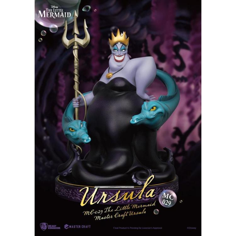 The Little Mermaid Master Craft Statue Ursula 41 cm
