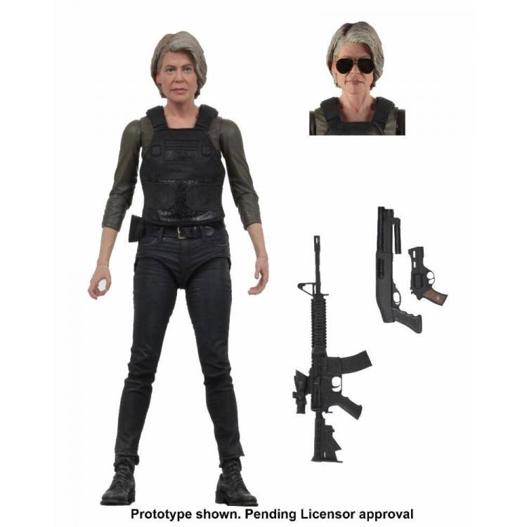 Terminator: Dark Fate Figura Sarah Connor 18 cm