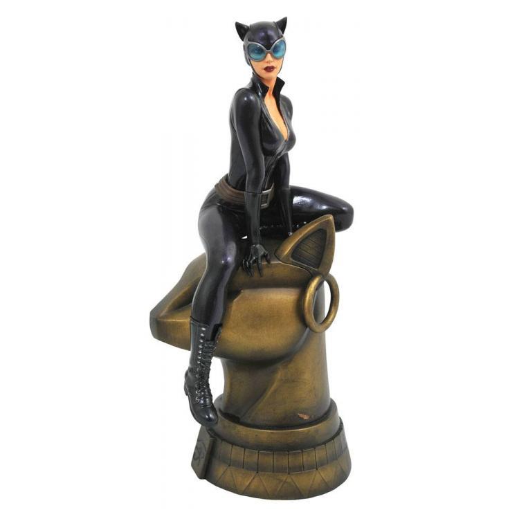 DC Gallery Estatua Catwoman 23 cm