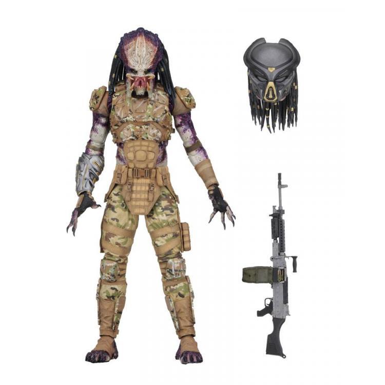 Predator 2018 Figura Deluxe Emmisary Predator #1 20 cm