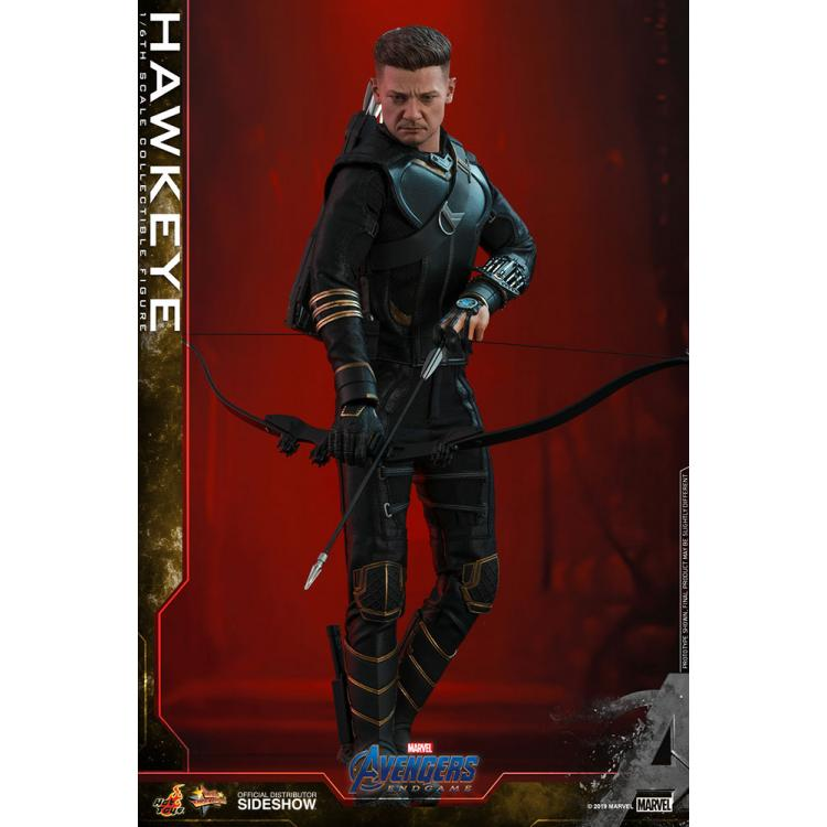 Hawkeye Sixth Scale Figure by Hot Toys Avengers: Endgame - Movie Masterpiece Series