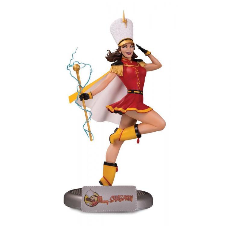 DC Comics Bombshells Statue Mary Shazam! 31 cm