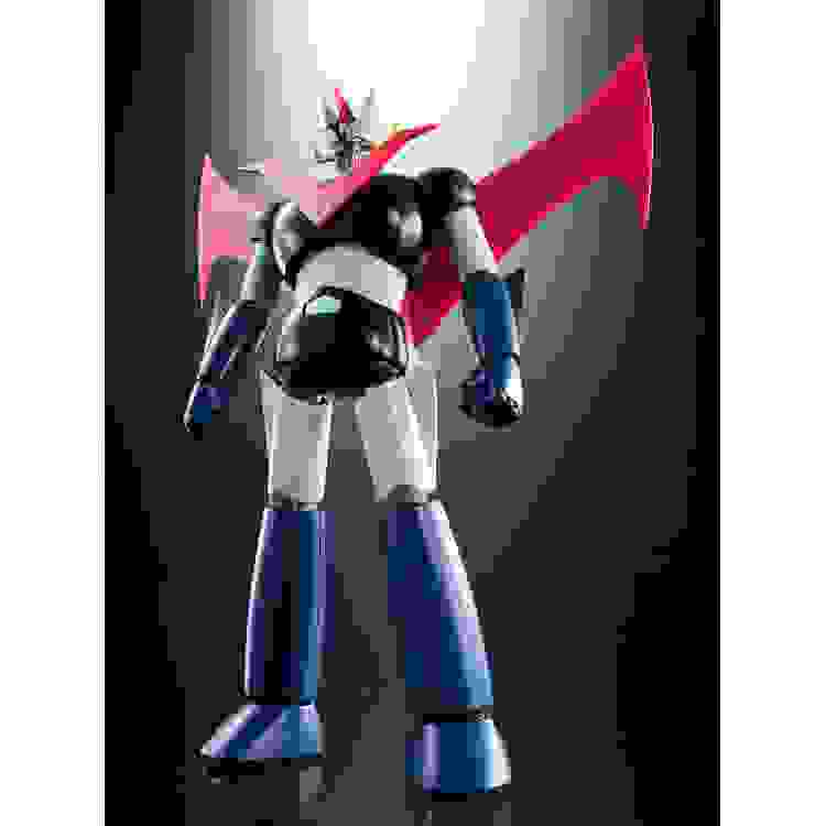 GREAT MAZINGER GX-73SP ANIME COLOR VERSION FIGURA 18 CM GREAT MAZINGER SOUL OF CHOGOKIN