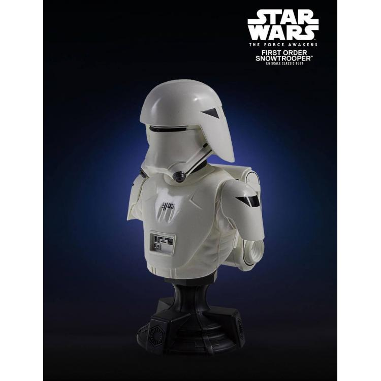 Star Wars Episode VII Busto 1/6 First Order Snowtrooper PGM Exclusive 13 cm