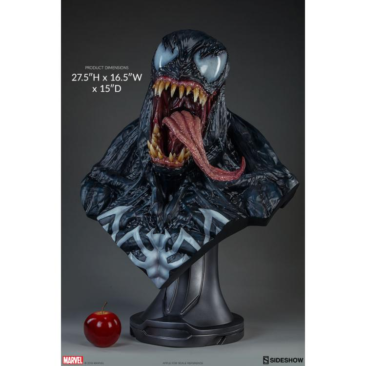 Venom Life-Size Bust by Sideshow Collectibles