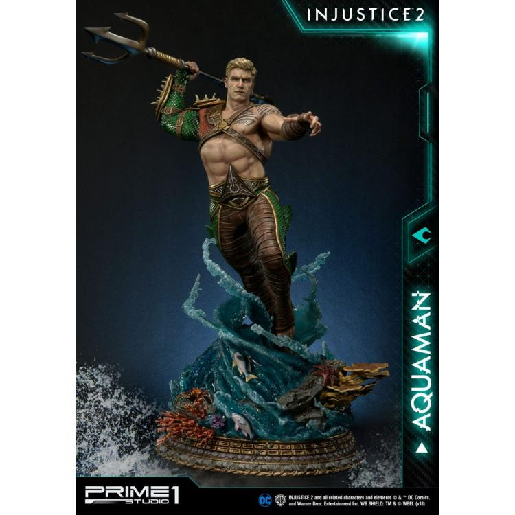 Injustice 2 Estatua Aquaman 70 cm