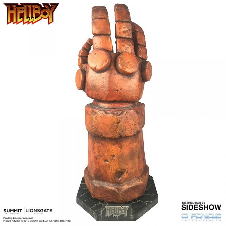 Hellboy: The Right Hand of Doom Prop Replica