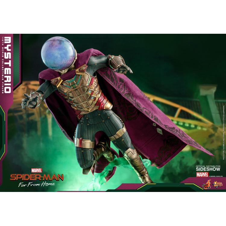 Mysterio Sixth Scale Figure by Hot Toys Movie Masterpiece Series - Spider-Man: Far From Home