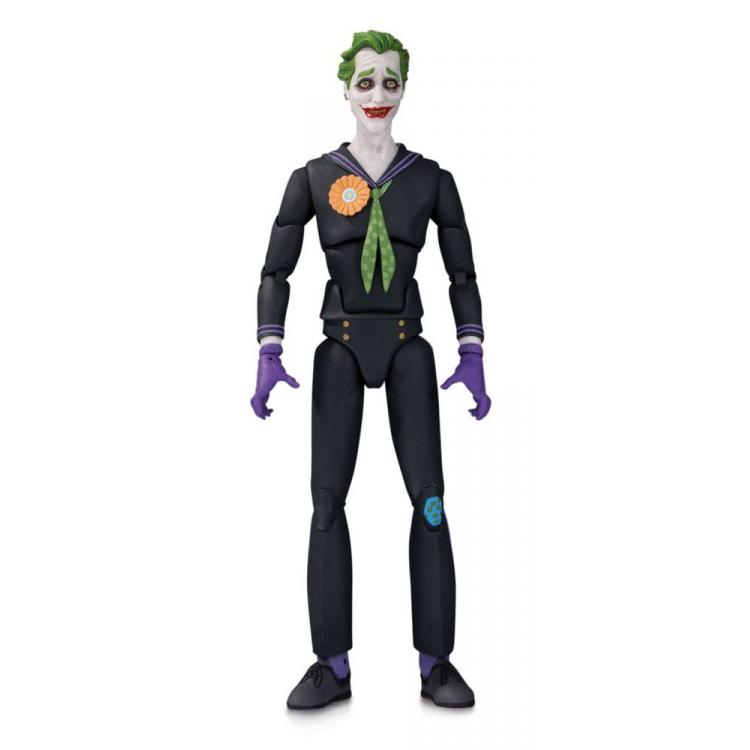 DC Bombshells Designer Series Figura The Joker by Ant Lucia 17 cm