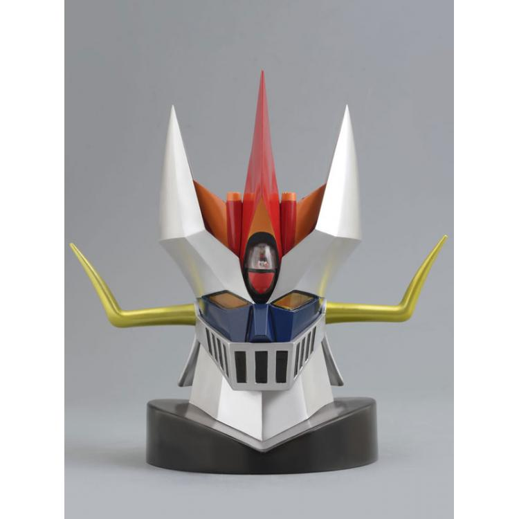 Mazinger Z Figura Diecast Metal Action No. 2 Great Mazinger Brain Condor Head 10 cm