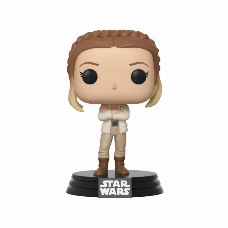 Star Wars Episode IX Figura POP! Movies Vinyl Lieutenant Connix 9 cm