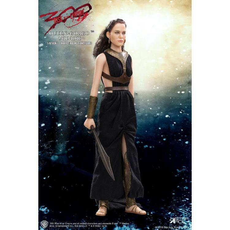 300 Rise of an Empire Figura My Favourite Movie 1/6 Queen Gorgo 2.0 Armor Ver. 29 cm