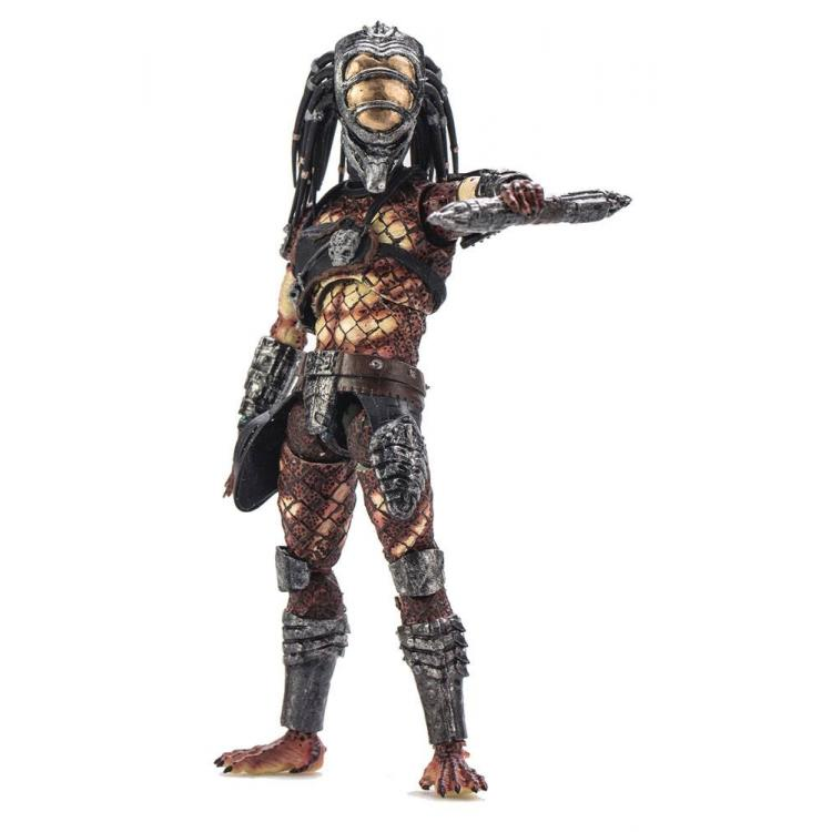 Predator 2 Figura 1/18 Boar Predator Previews Exclusive 11 cm